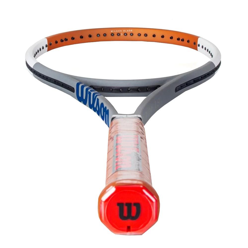 Raquete de Tênis Wilson Blade 98 (16X19) Roland Garros ( FRETE GRÁTIS)