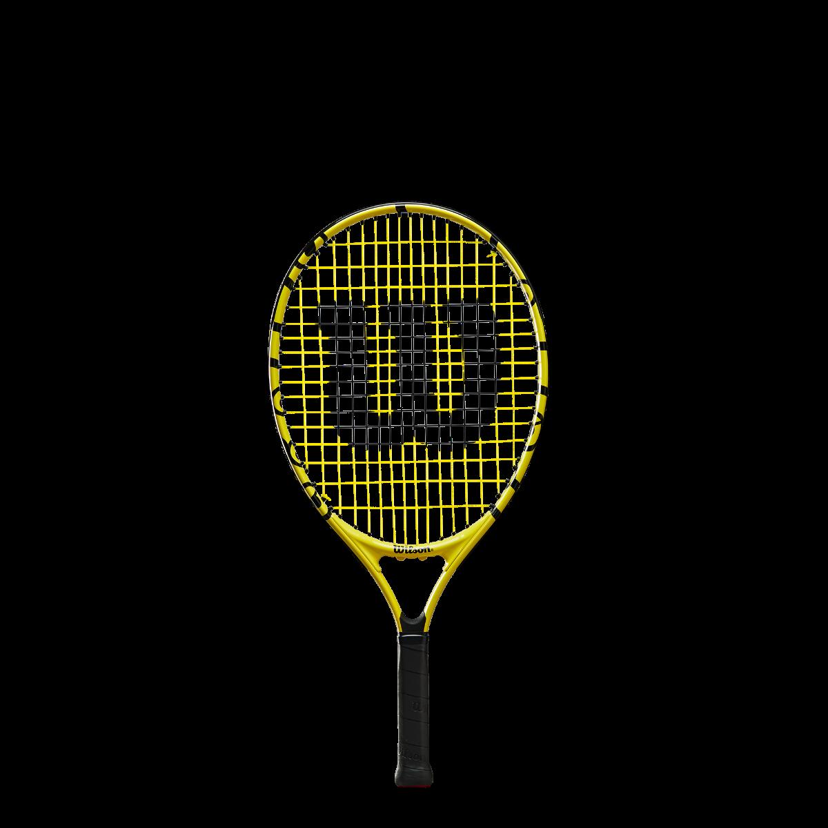 "Raquete de Tênis Wilson - Minions 21"""