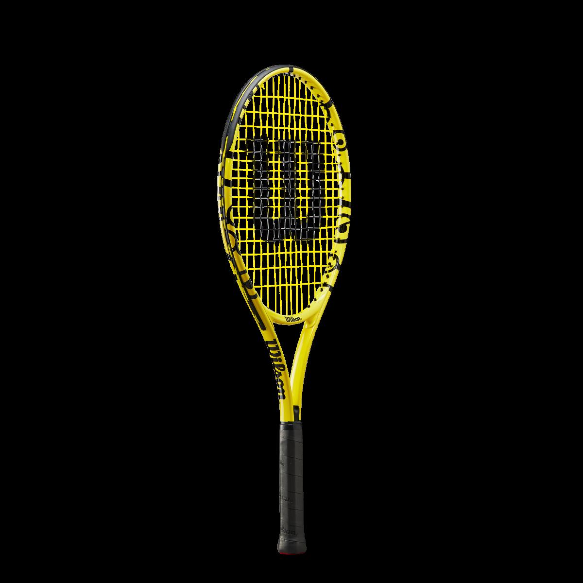 "Raquete de Tênis Wilson - Minions 25"""