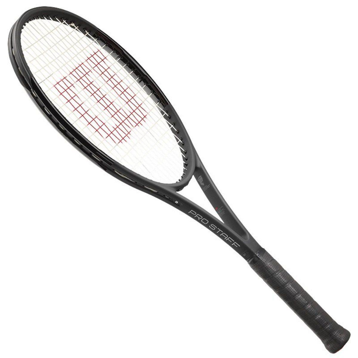 Raquete de Tênis Wilson Pro Staff 97 Ls - Black