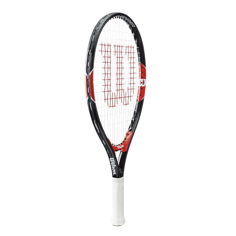 Raquete de Tênis Wilson Roger Federer 26 - Infantil (255g) (10-12 anos)