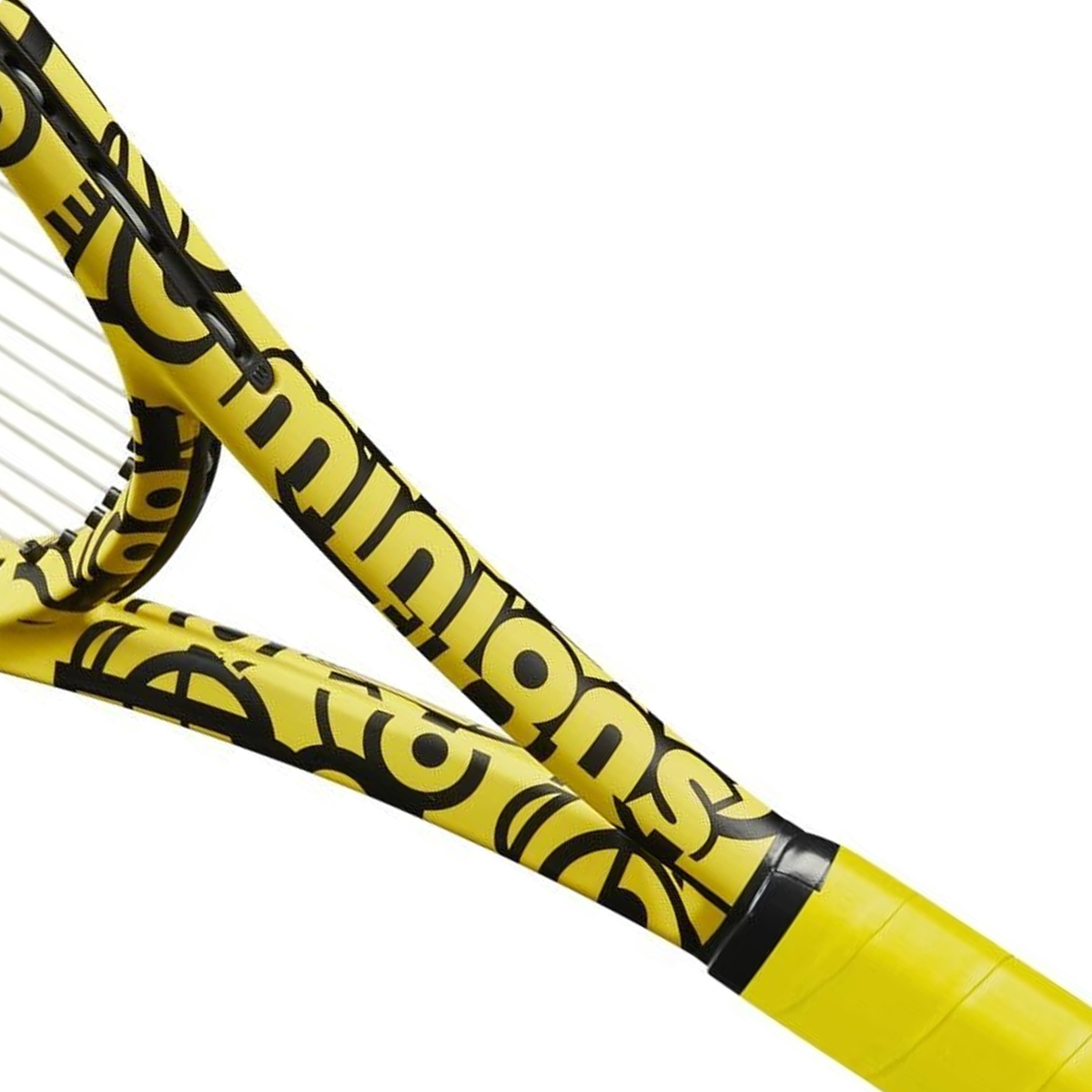 "Raquete de Tênis Wilson Ultra 100 ""MINIONS""  V3 2020 (300g)"