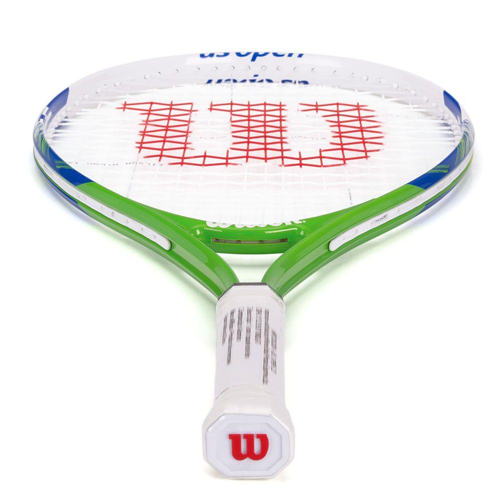 Raquete de Tênis Wilson US Open 23 (200g) (6-8 anos)