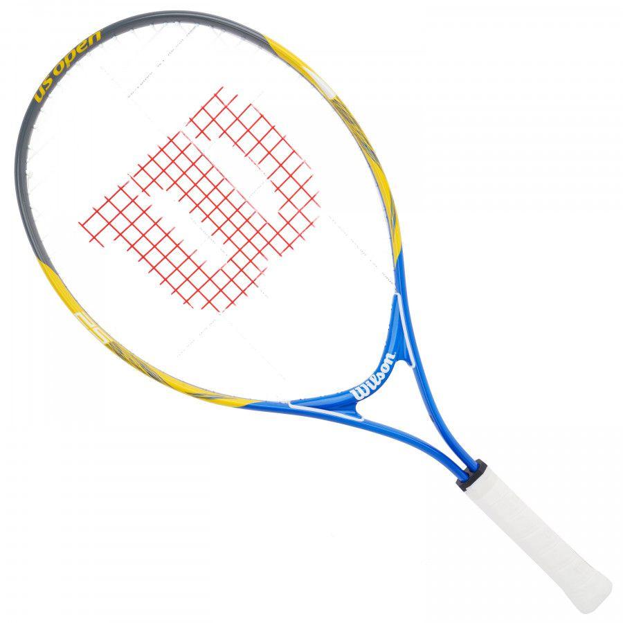 Raquete de Tênis Wilson US Open 25 - Infantil (220g) (9-10 anos)
