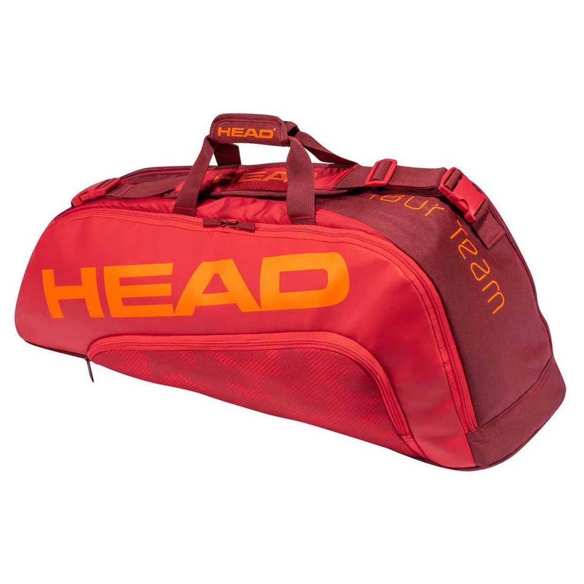 Raqueteira Head Tour Team 6R Combi  Vermelha