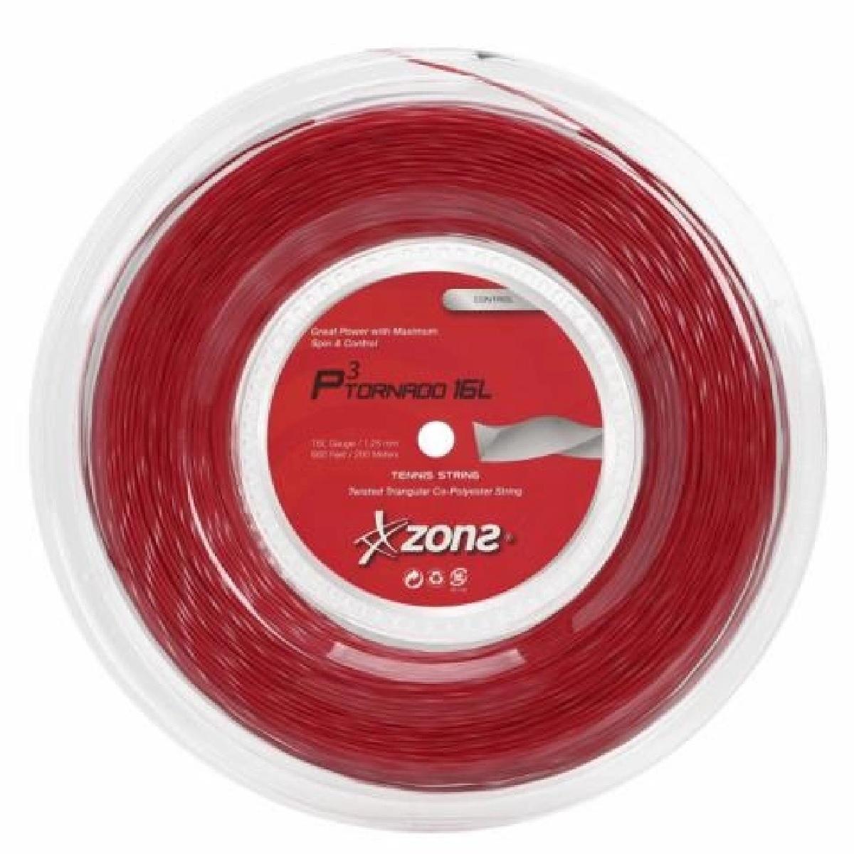 Rolo de Corda Zons  P3 tornado (triangular) 1.25mm - 200m
