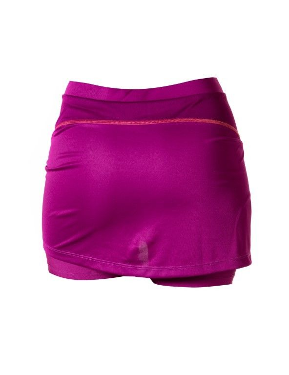 Saia Short  Performance II Feminina Roxo