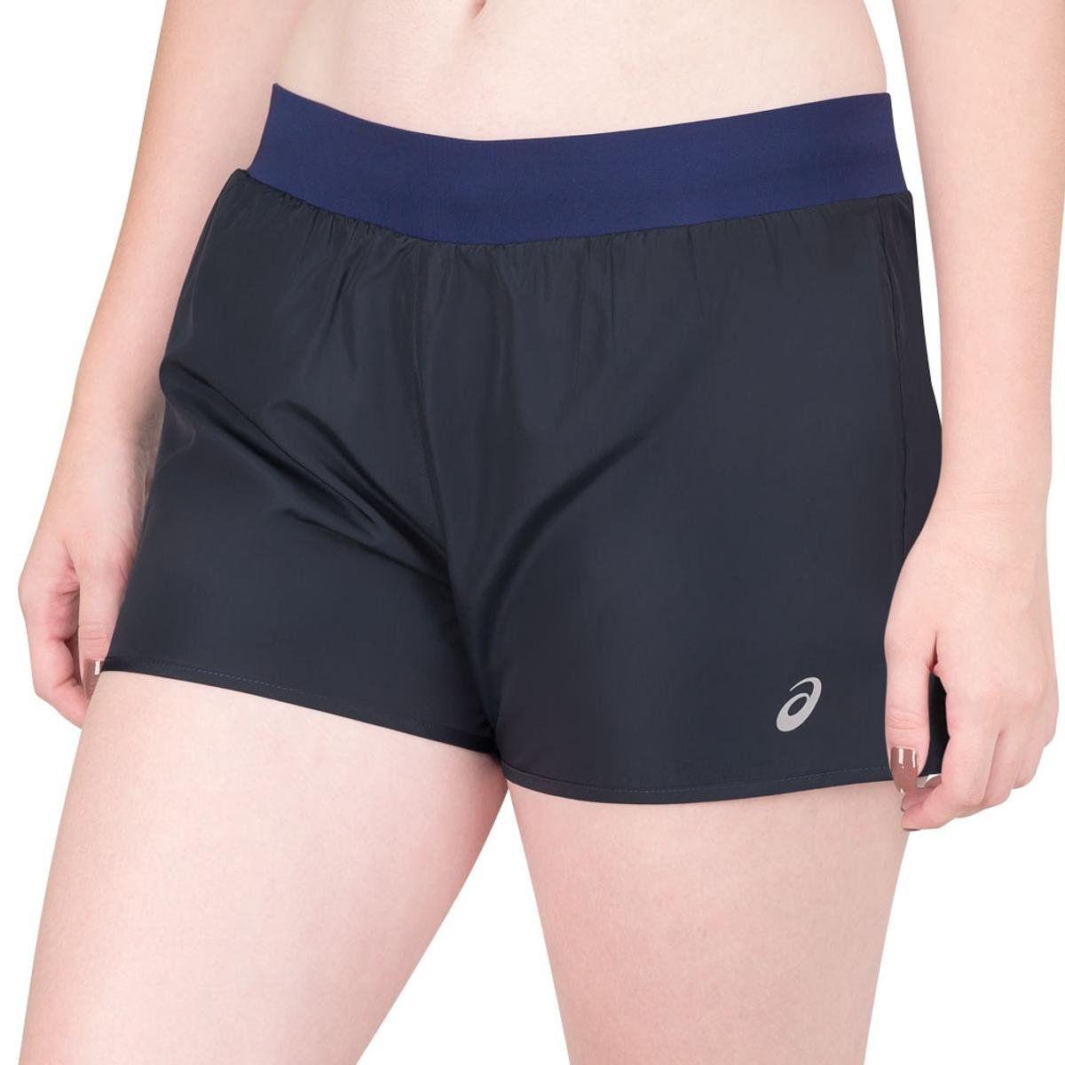 Shorts Asics W Core - Azul
