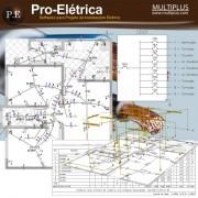 Treinamento Presencial do Software PRO-Elétrica, com duração de 16 horas, nos dias 08/11 e 09/11/18 no Centro de Treinamento da MULTIPLUS, na Praça da República 386 6º andar São Paulo- SP