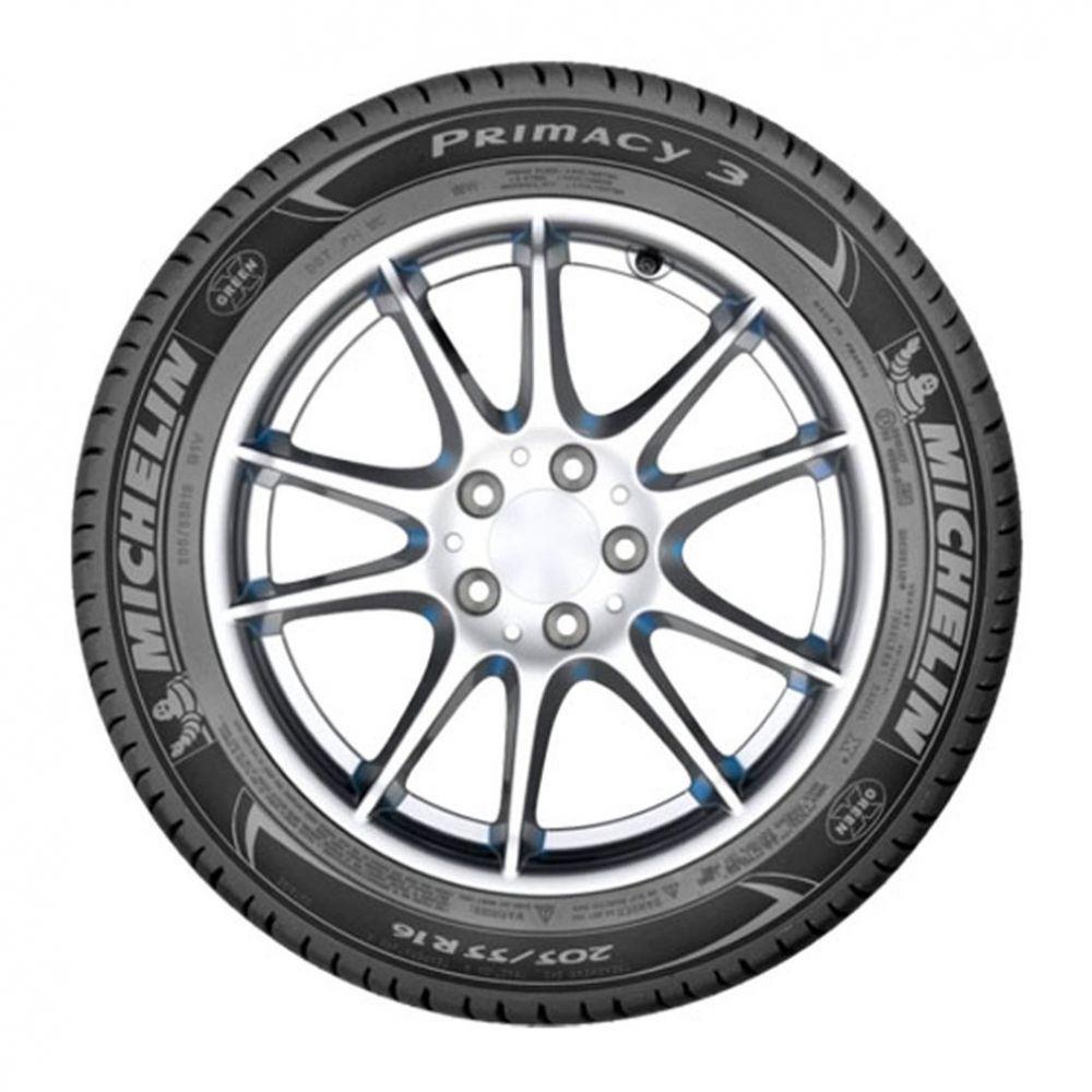 Pneu Aro 17 215/50R17 Michelin Primacy 3 Green X 91V