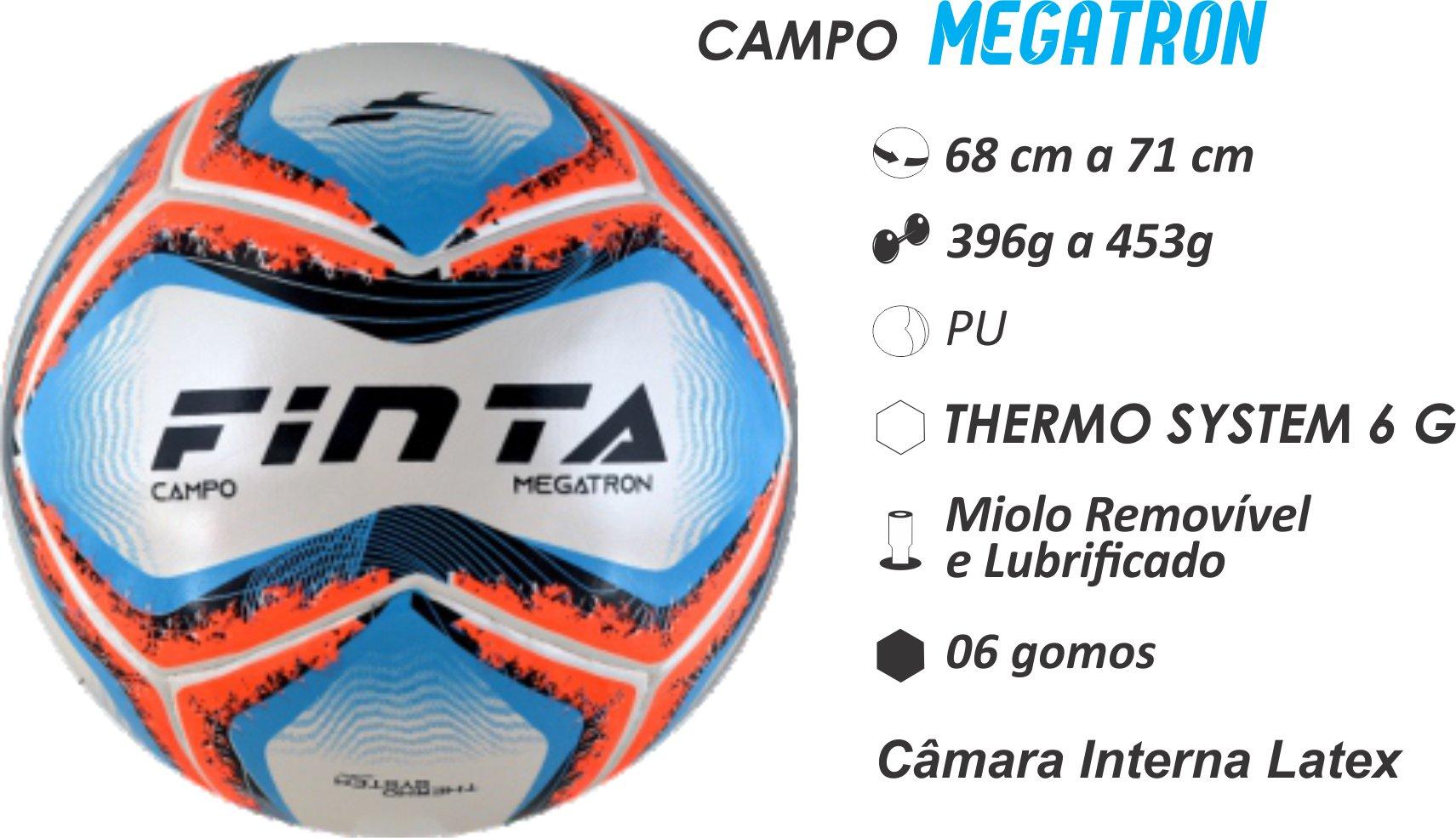 BOLA CAMPO FINTA MEGATRON
