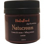 NATUCREAM CACAU + WHEY ISOLADO