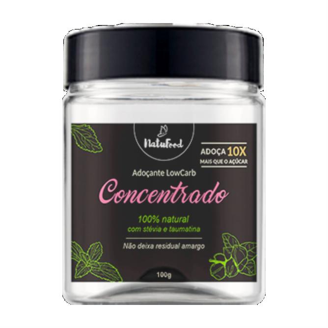 ADOÇANTE CONCENTRADO 100g  - Natufood