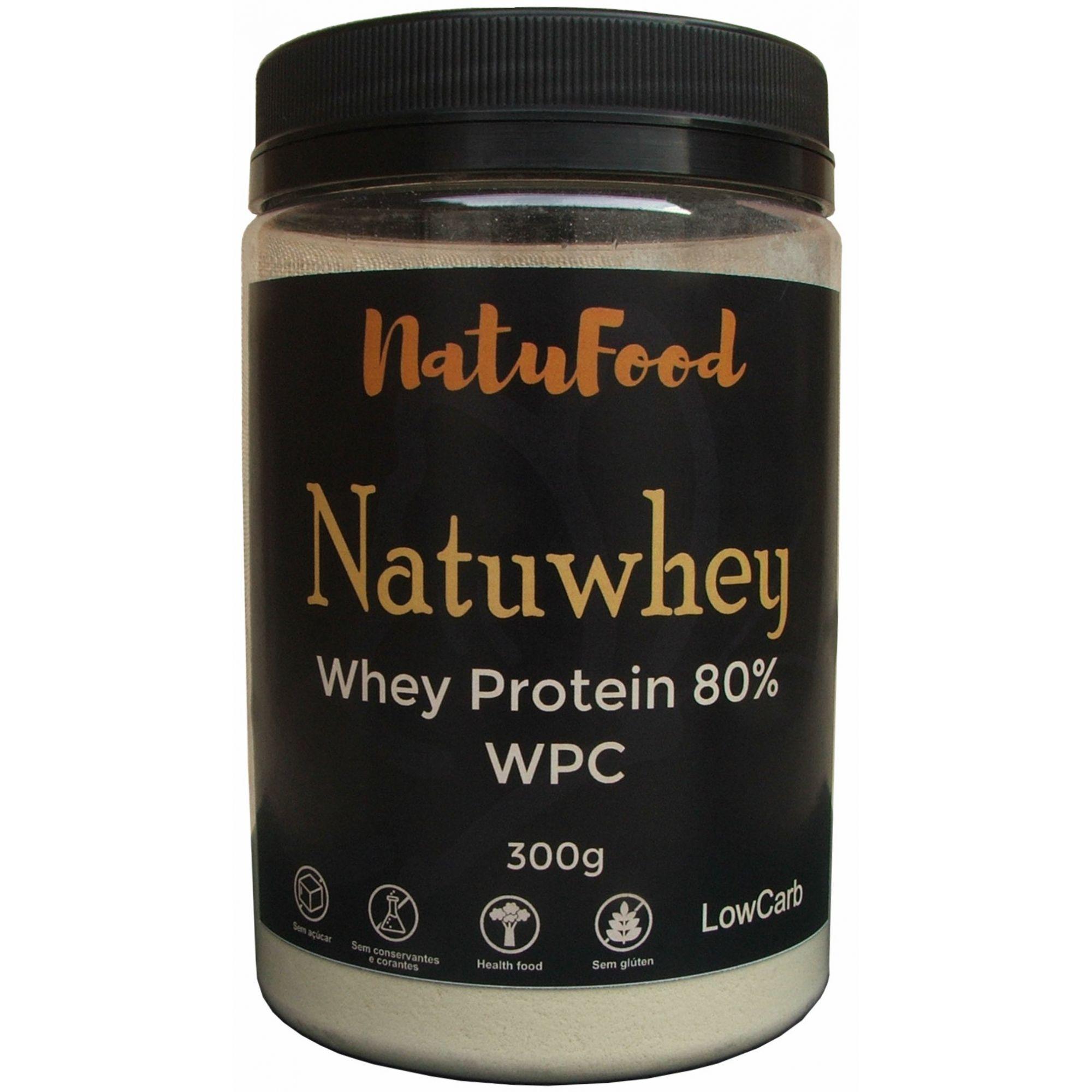 NATUWHEY CONCENTRADO 80%  - Natufood