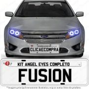 Angel Eyes completo para o farol do Fusion 2010 2011 2012