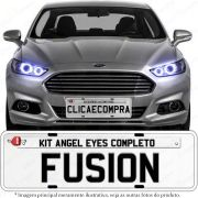 Angel Eyes completo para o farol do Fusion 2013 2014 2015 2016