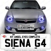 Angel Eyes Completo Para o Farol do Siena G4 2010 2011 2012 2013 2014 2015 2016