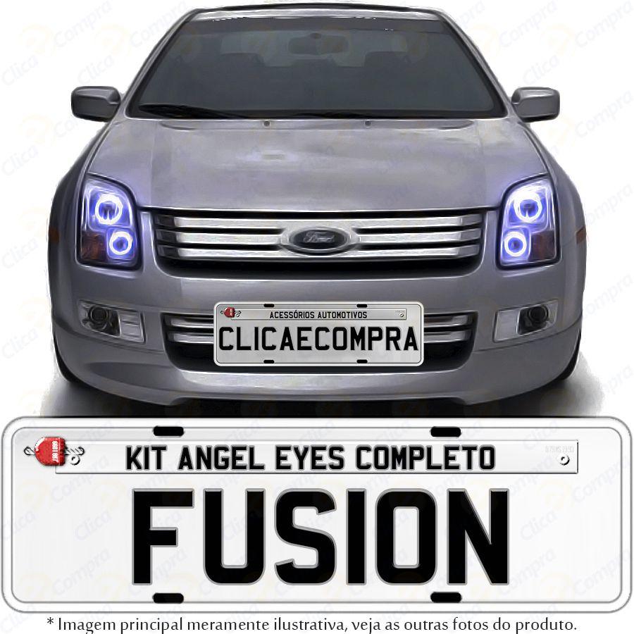 Angel Eyes completo para o farol do Fusion 2006 2007 2008 2009
