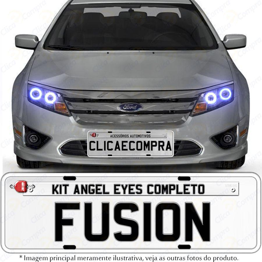 Angel Eyes completo para o farol do Fusion 2010 2011 2012