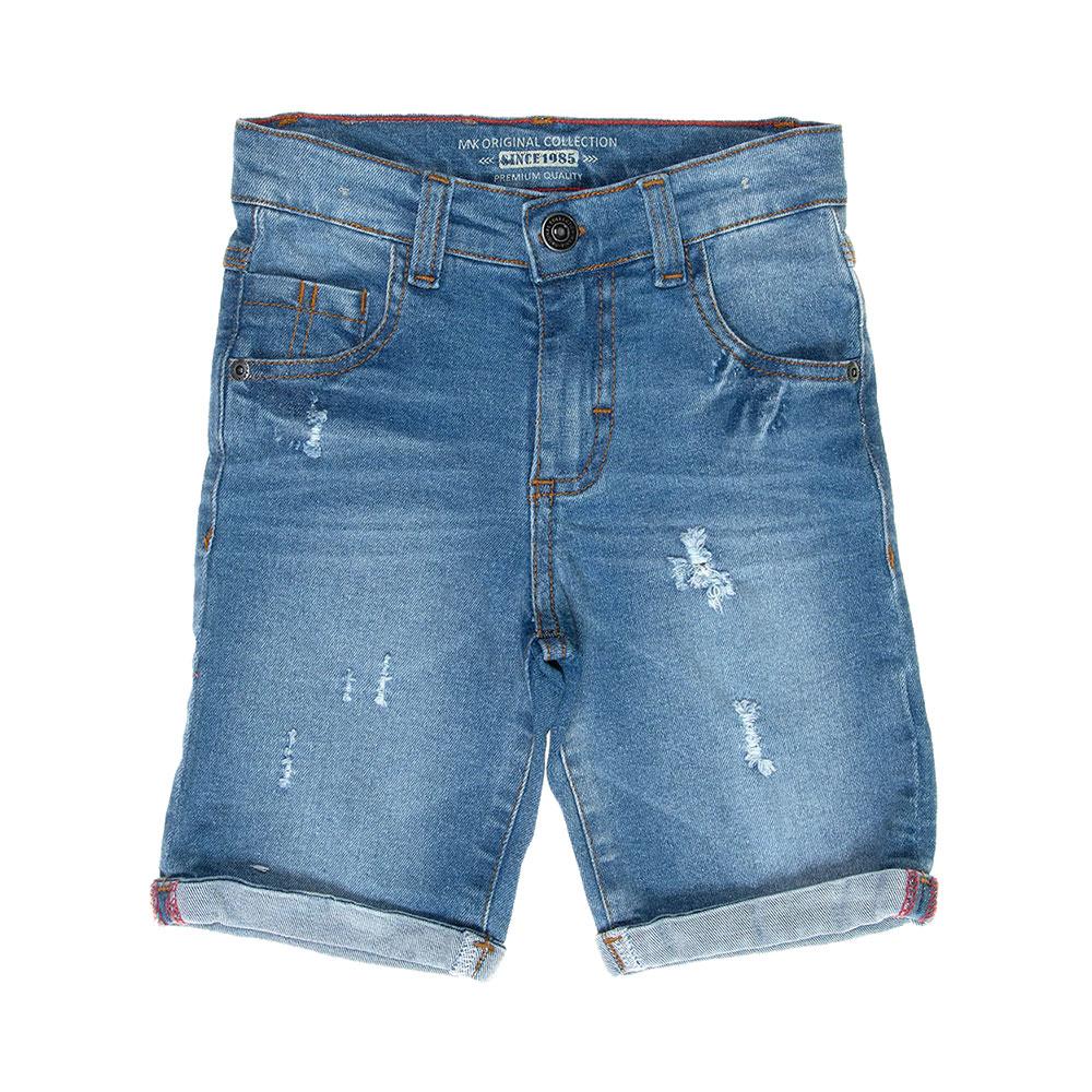 Bermuda Jeans Boy Mania Kids
