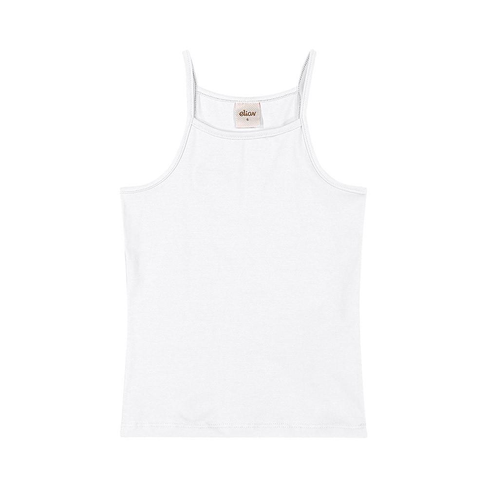 Blusa Alcinha Cotton Branca