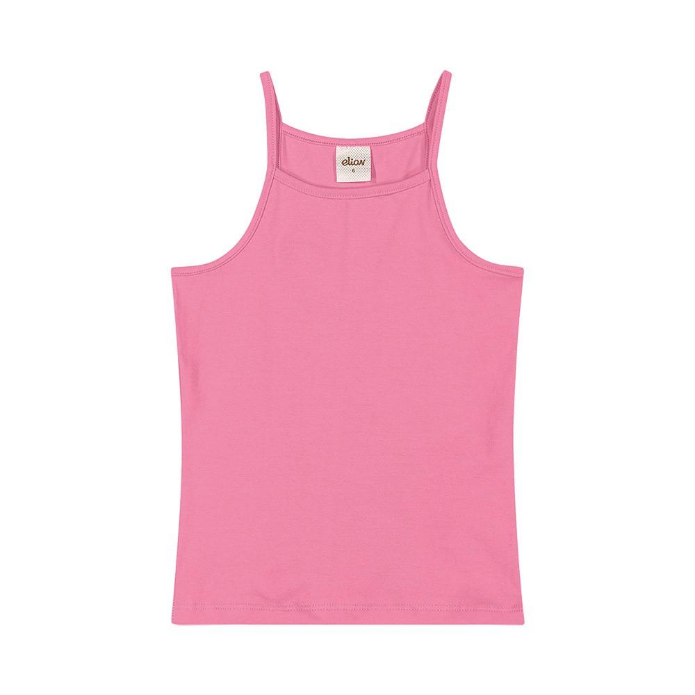 Blusa Alcinha Cotton Rosa