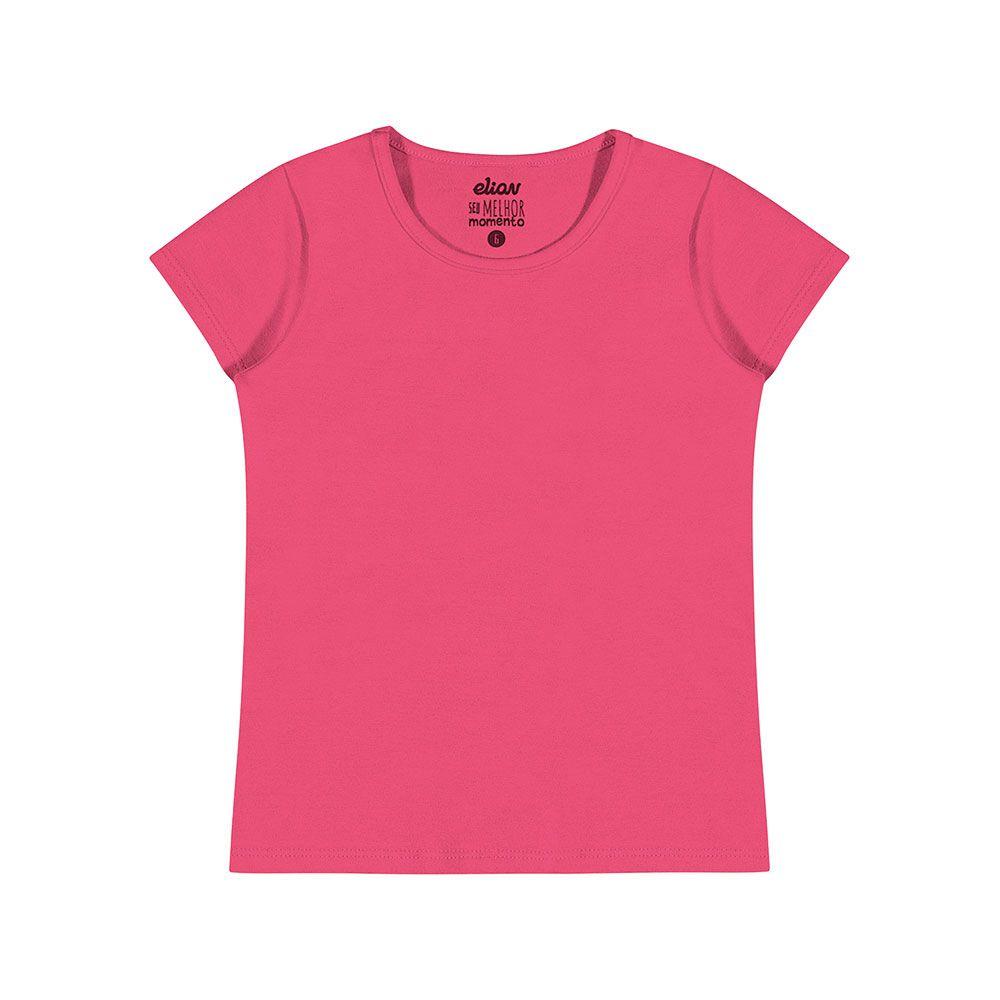 Blusa Cotton Rosa Pink