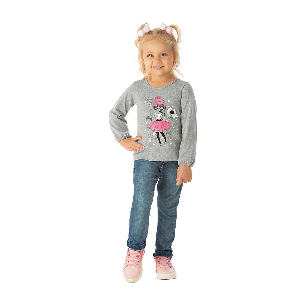 Blusa Cute Girl