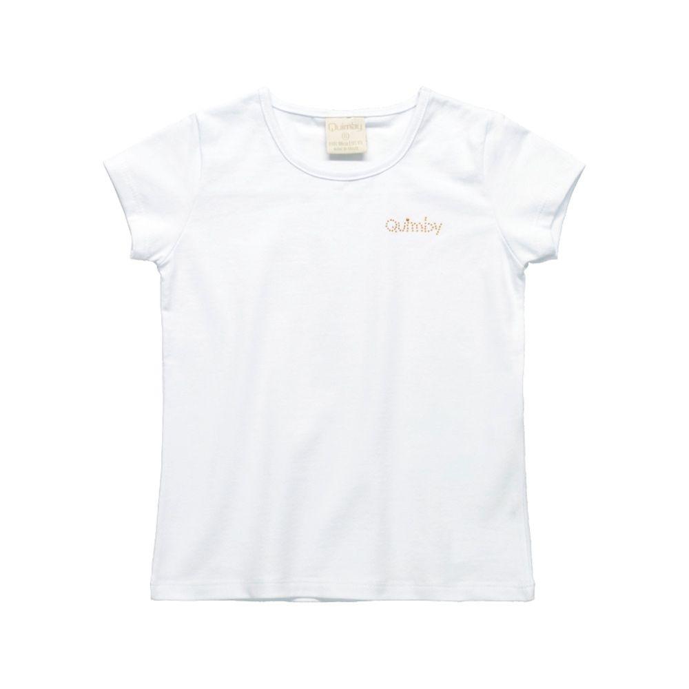 Blusa Quimby Cotton Branca