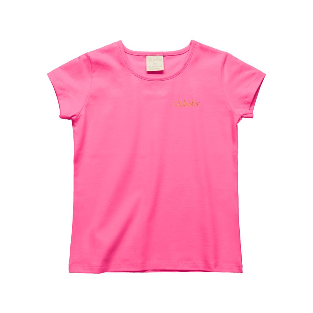 Blusa Quimby Cotton Rosa