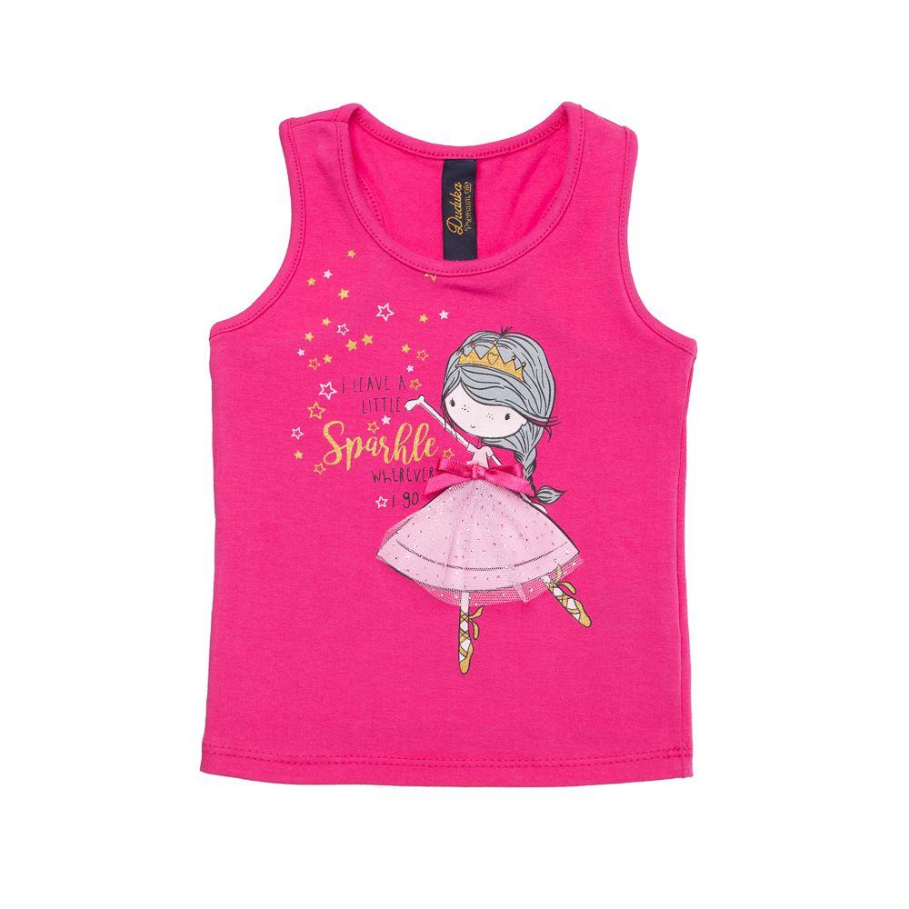 Blusa Regata Bailarina Pink
