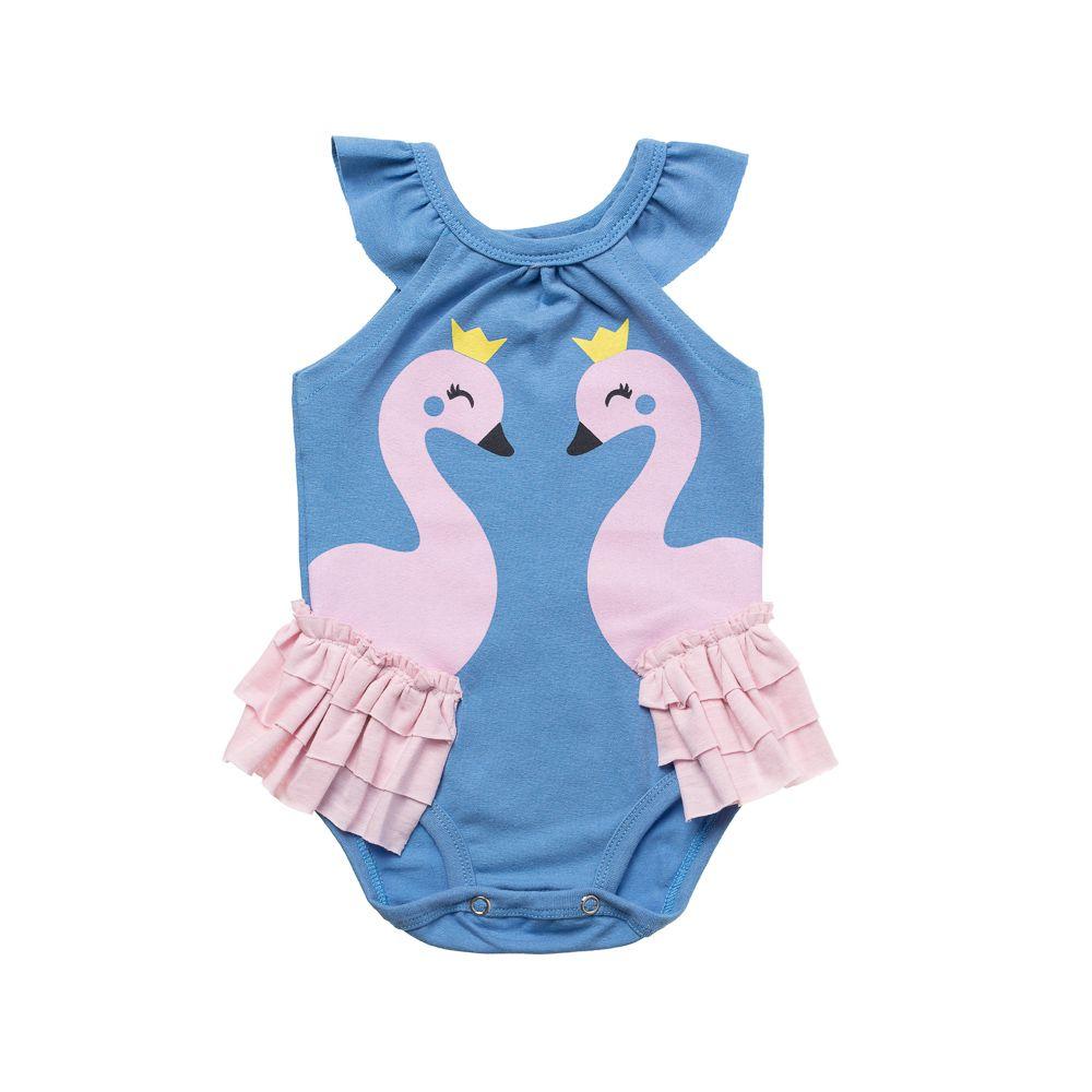 Body Cisnes Azul