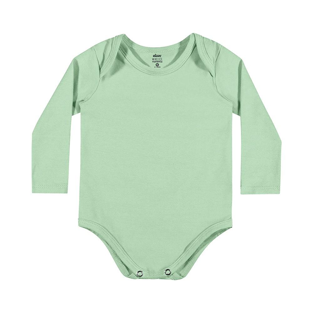 Body em Cotton Verde