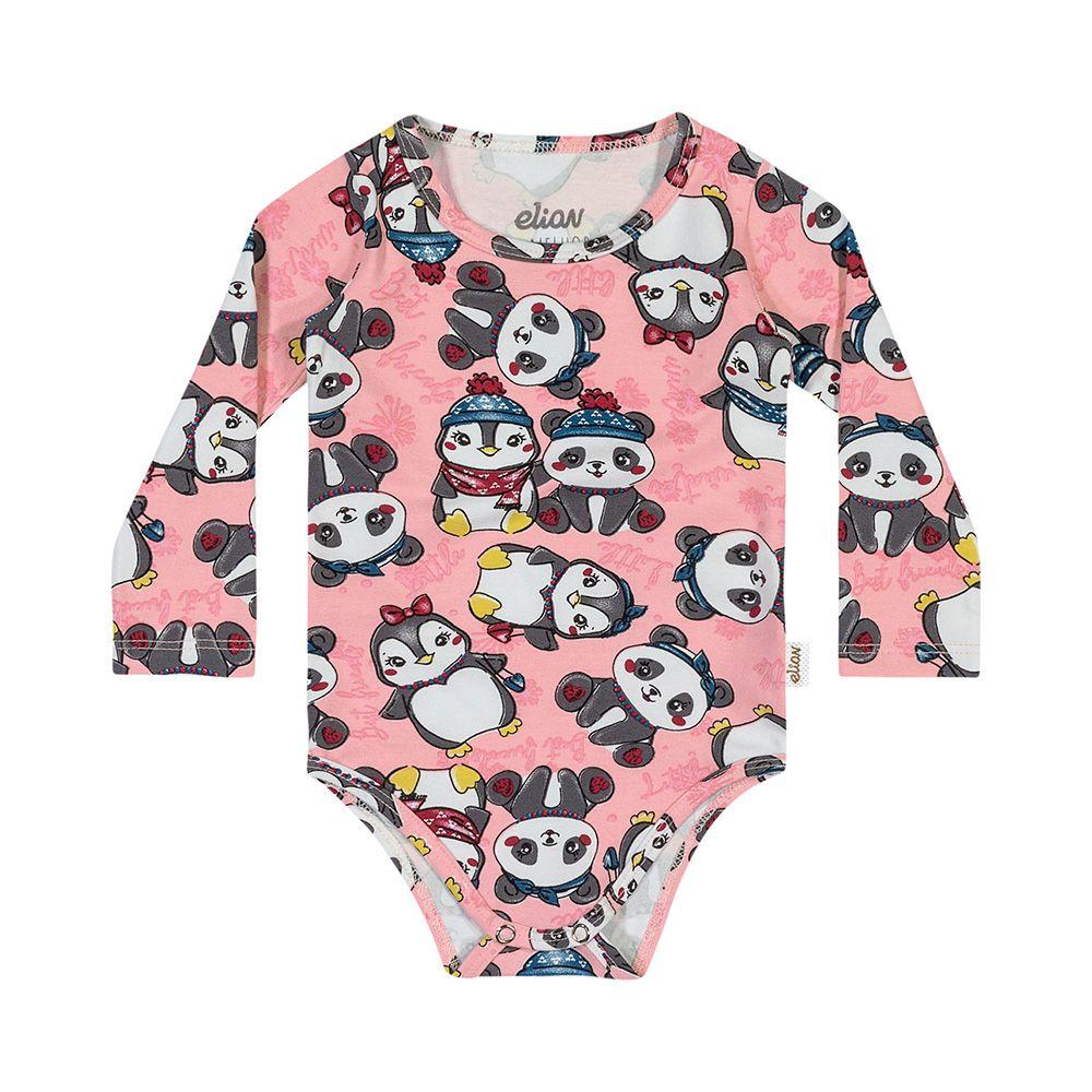 Body Pandas Rosa