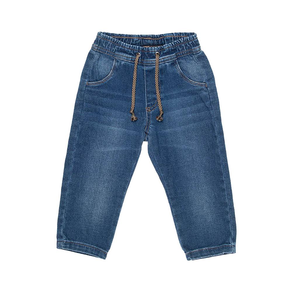 Calça Jogger Jeans Baby Mania Kids