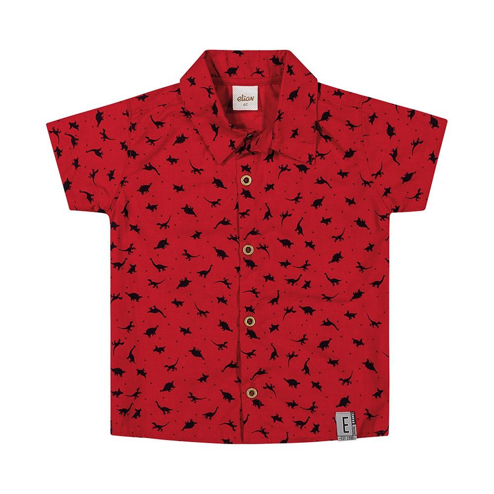 Camisa Dino Vermelha