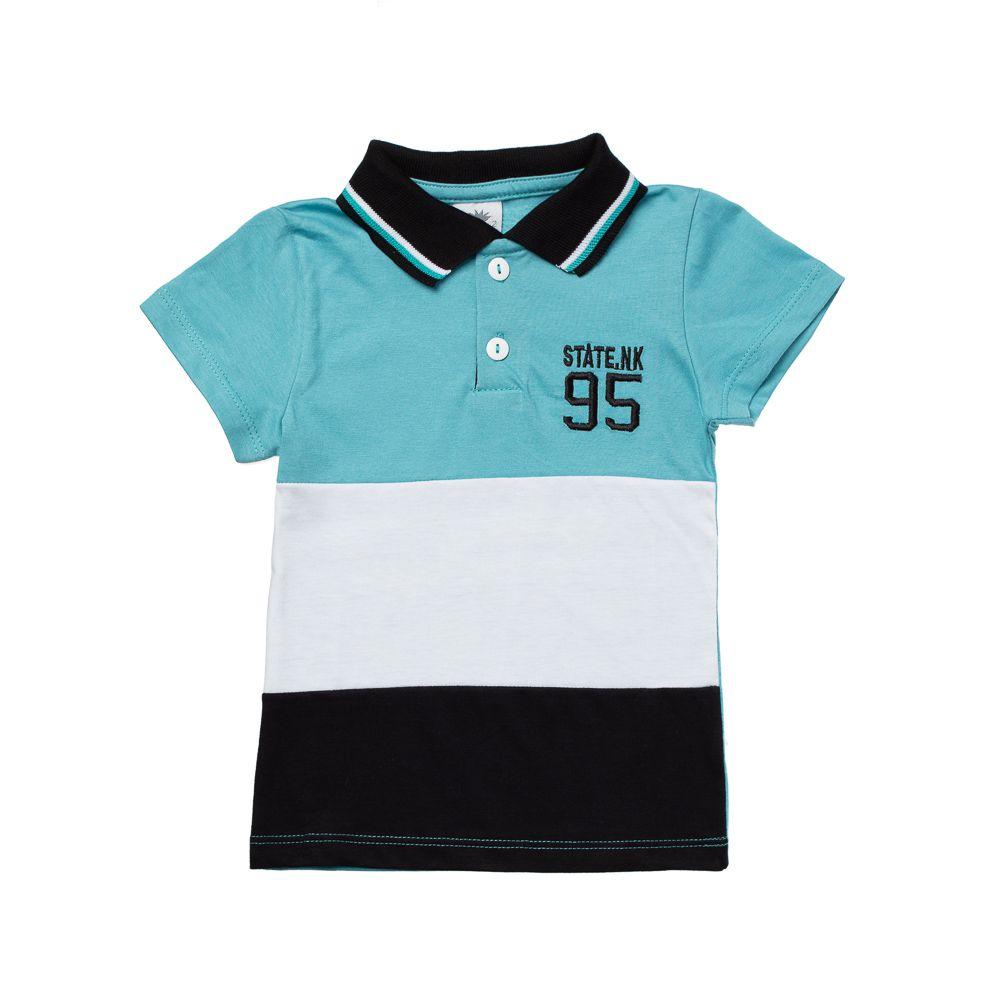 Camisa Pólo State NK 95 Verde
