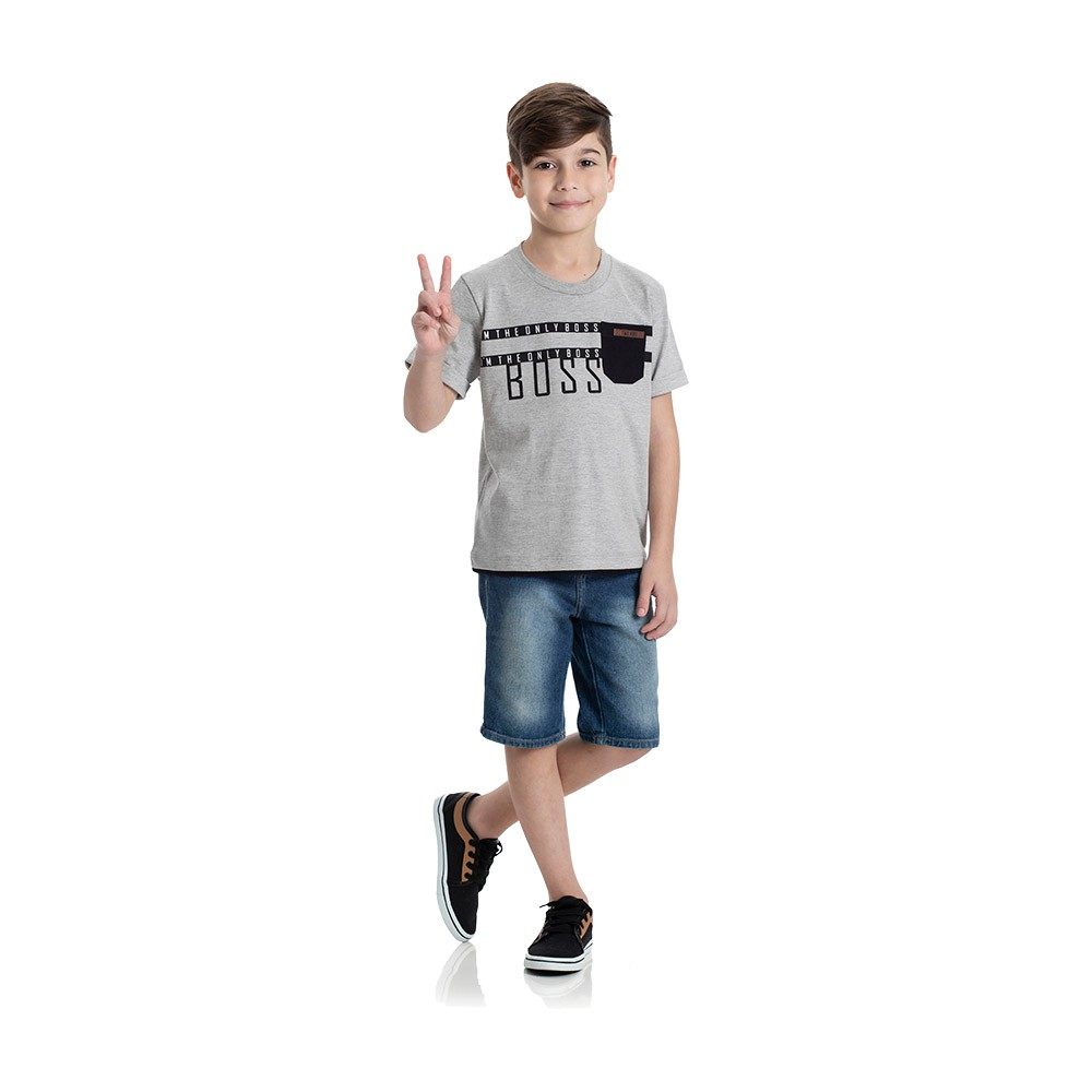 Camiseta Boss TMX