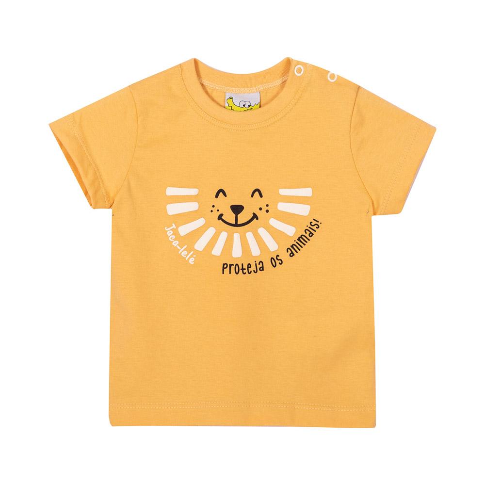 Camiseta Proteja os Animais Jacalelé