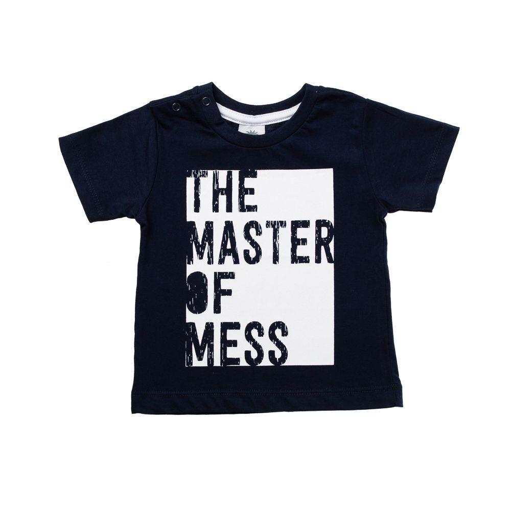 Camiseta The Master Azul Marinho