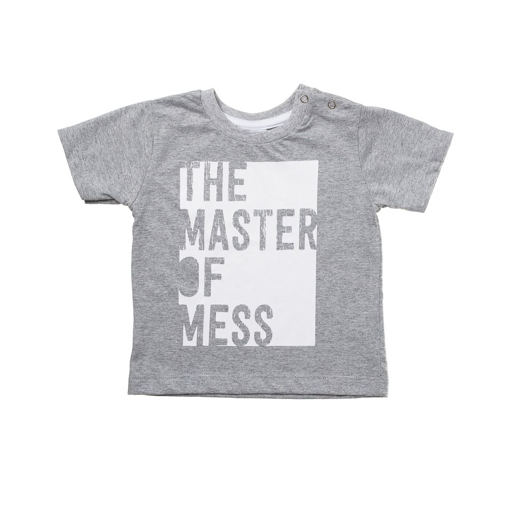 Camiseta The Master Cinza