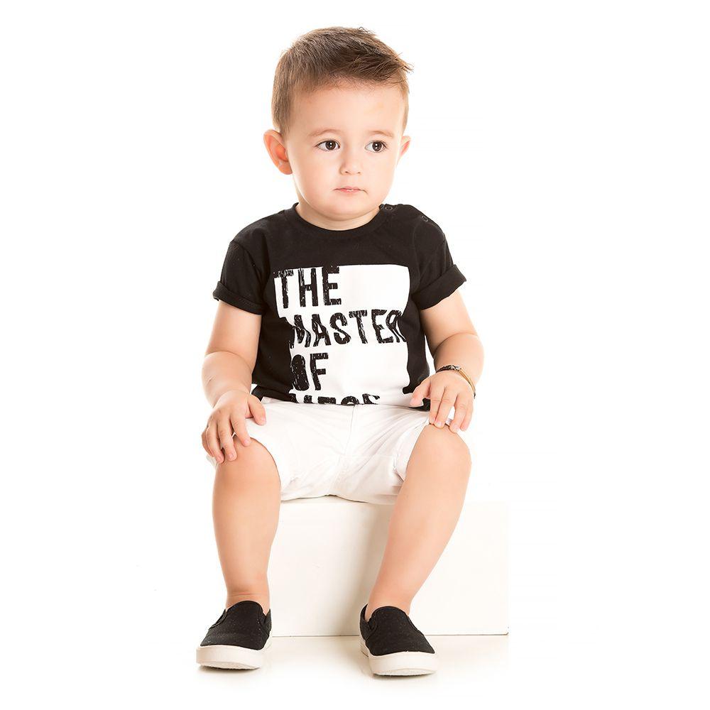 Camiseta The Master Preta