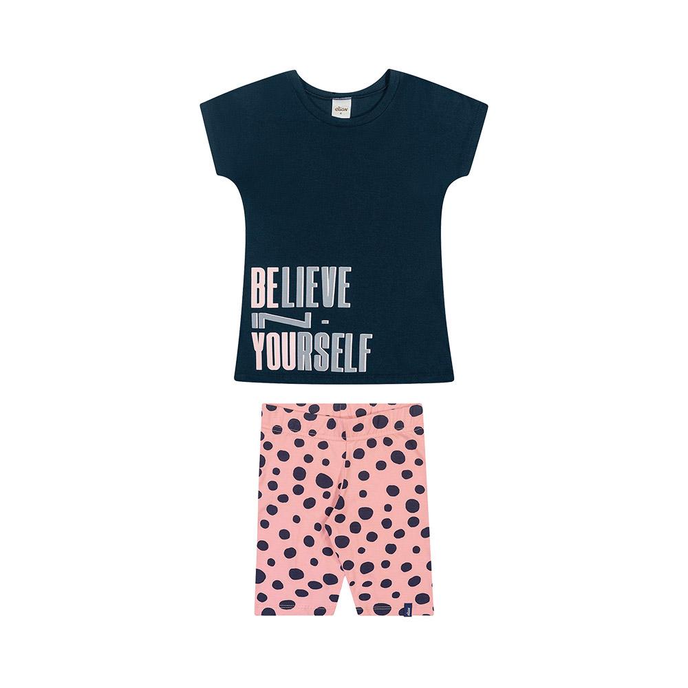 Conjunto Believe Yourself
