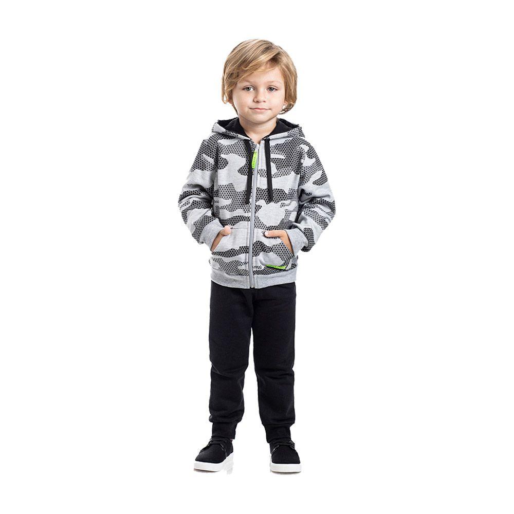 Conjunto Camuflado Kids TMX Mescla