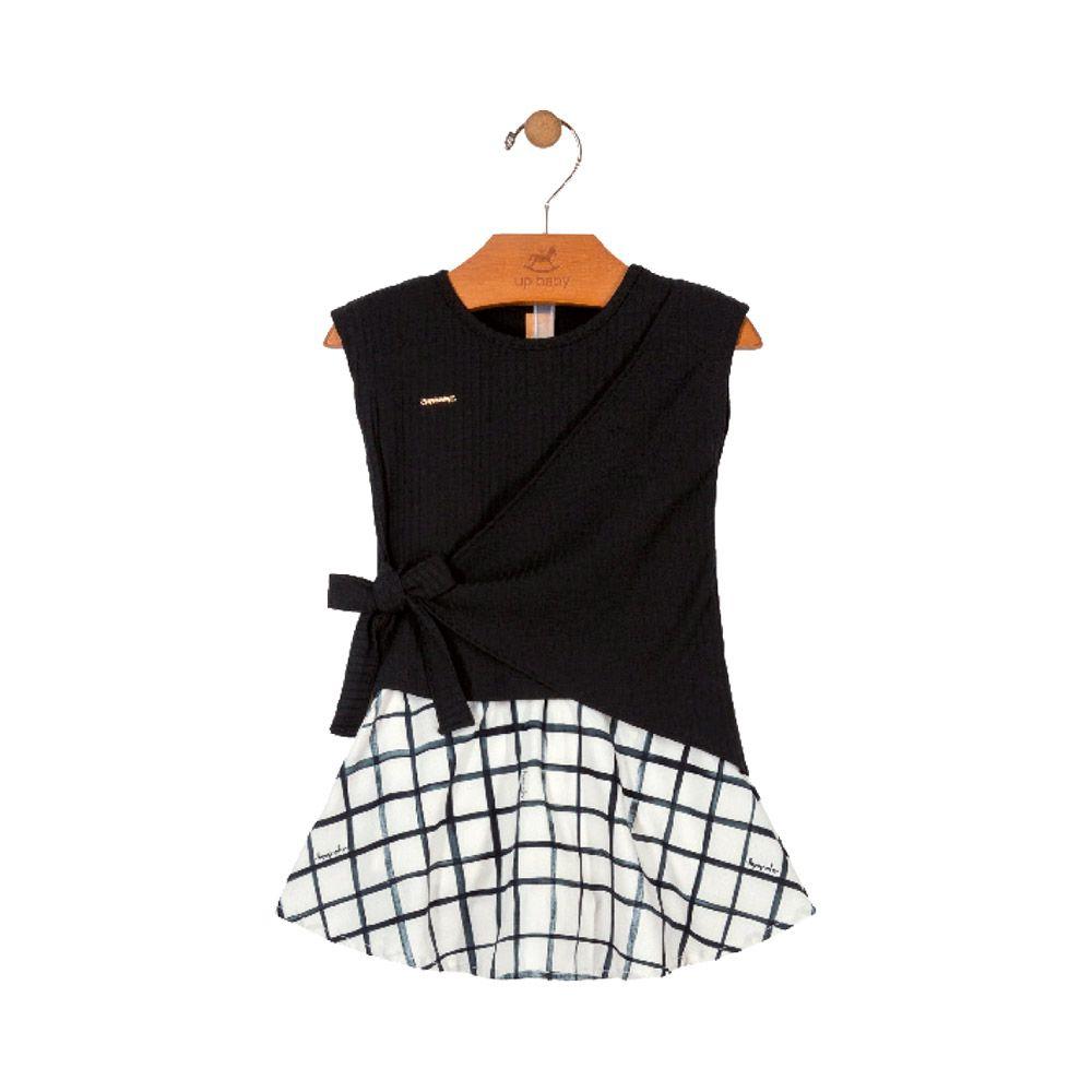 Conjunto Classic Preto com Shorts embutido