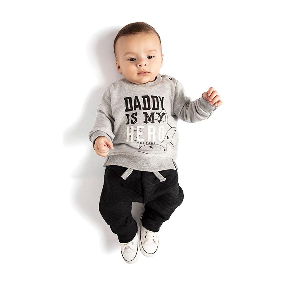 Conjunto Daddy Is My Hero Mescla