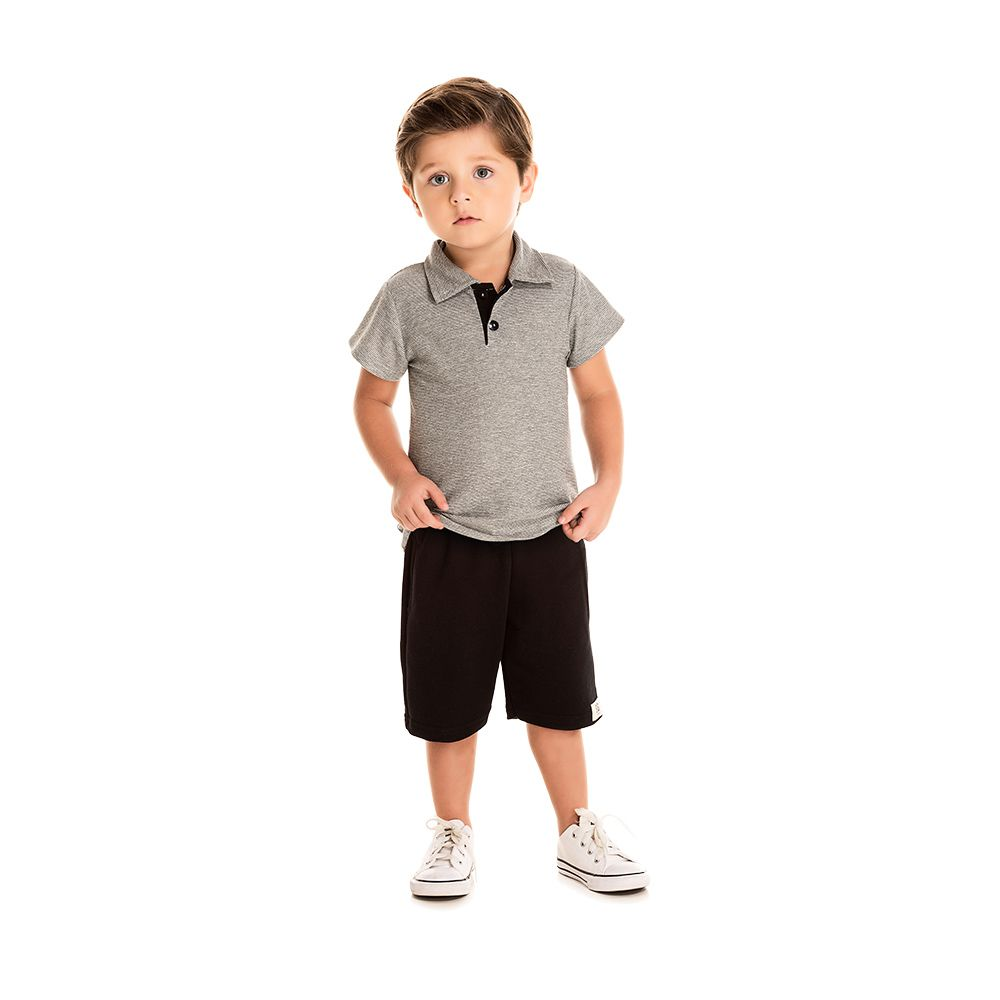Conjunto Fashion Boy Kids