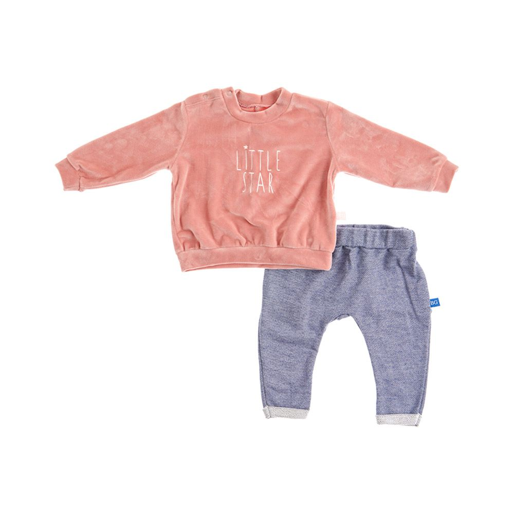 Conjunto Little Star Baby Gut