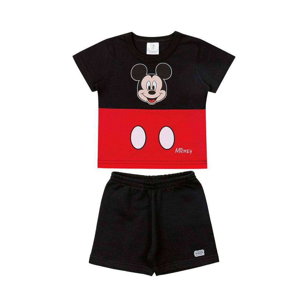 Conjunto Mickey - Oficial Disney