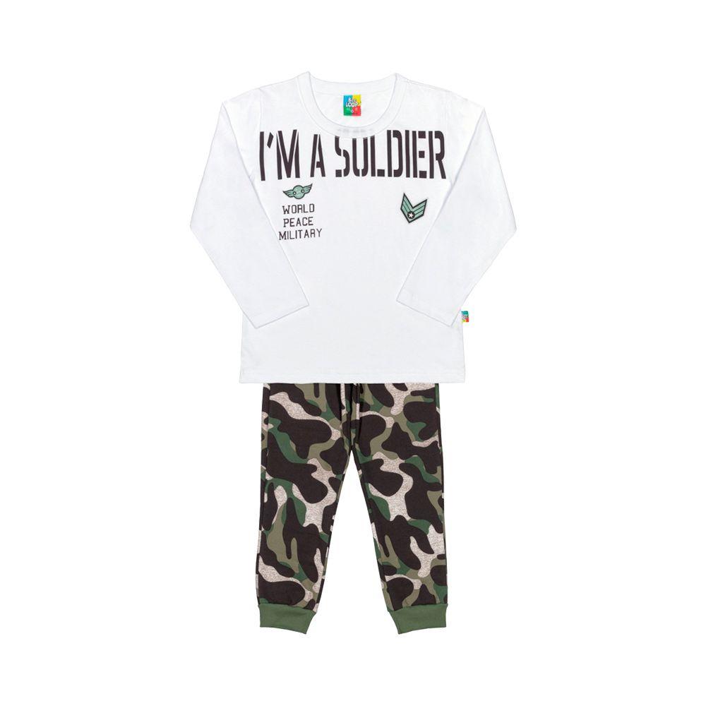 Conjunto Militar Boy